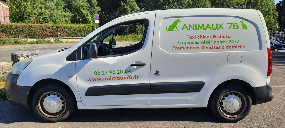 taxi animaux 78